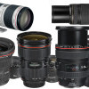 Top 10 – Best Buy Lenses for Canon – 2013