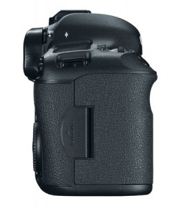 5D Mark III Side view