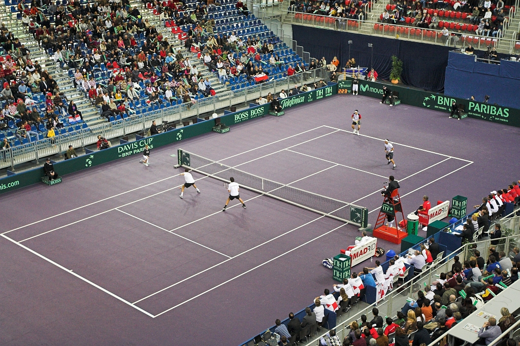 Davis Cup - Original Picture
