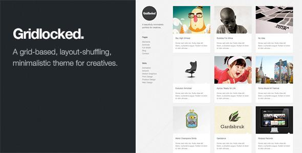 Gridlock WordPress Theme