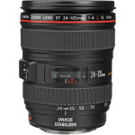 Best Buy Lenses for Canon - Canon EF 24-105mm f/4 L IS USM