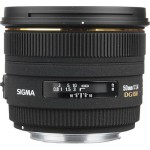 Best Buy Lenses for Canon - Sigma 50mm f/1.4 EX DG HSM