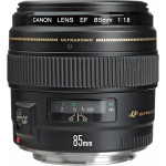 Best Buy Lenses for Canon - Canon EF 85mm f/1.8 USM