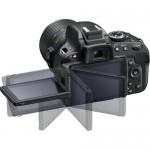 D5100 LCD flip angles