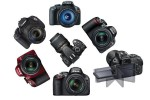 Entry Level DSLR cameras