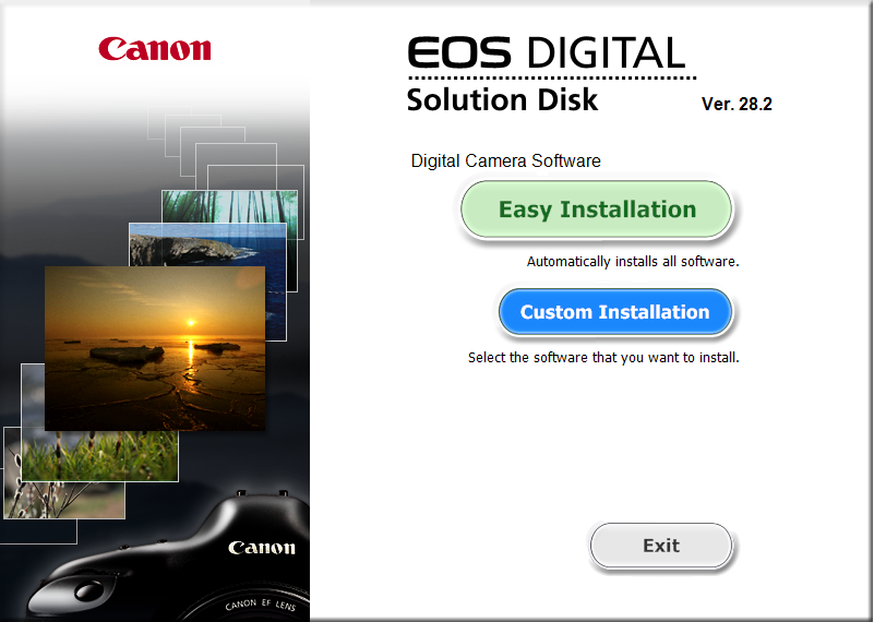 Canon Digital Solution - Custom Install