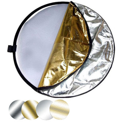 Impact 5-in-1 Collapsible Circular Reflector Disc