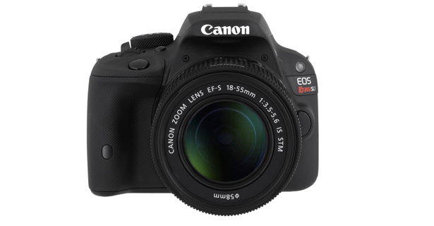 EOS Rebel SL1 - Front View