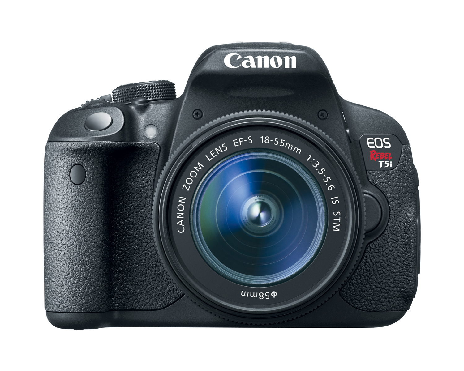 EOS Rebel T5i - Front View