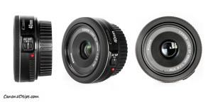 EF 40mm 2.8 STM