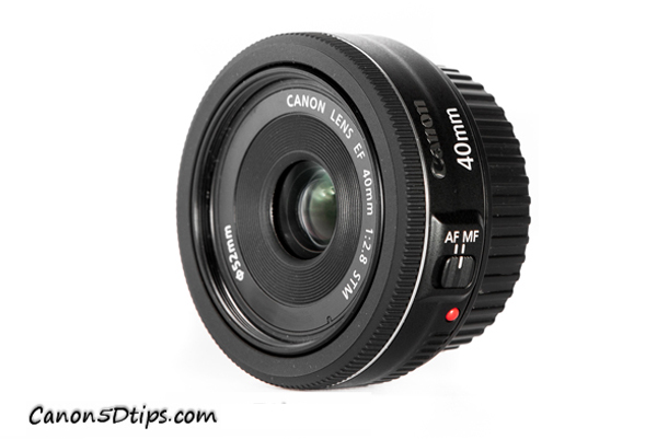 "Canon EF 40mm f/2.8 STM ""PANCAKE"" Lens Review"
