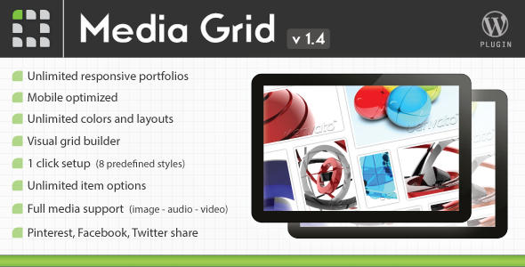 Media Grid