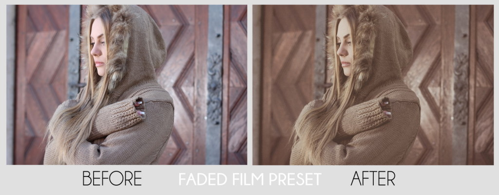 Preset Faded Film 10