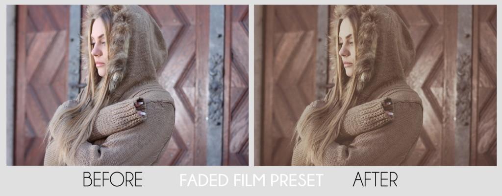 Preset Faded Film 10