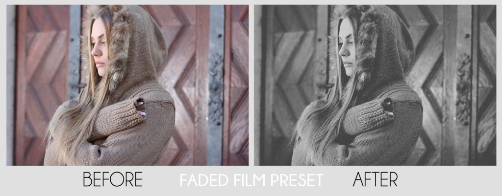 Preset Faded Film 13