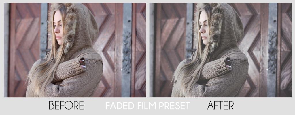 Preset Faded Film 4