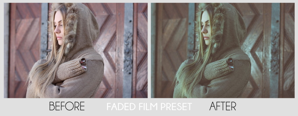Preset Faded Film 7